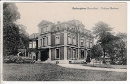 Cpa Carte Postale Ancienne  - Auderghem Chateau Madoux - Auderghem - Oudergem