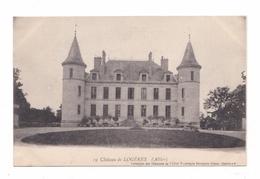 Château De Logères, Montilly, Collection Des Châteaux De L'Allier, Bourgeois Frères N° 19 - France