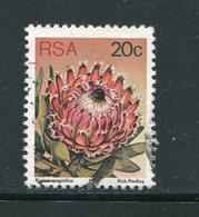 AFRIQUE DU SUD- Y&T N°427- Oblitéré (fleurs) - Afrique Du Sud (1961-...)