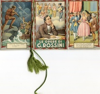 "Calendario-Calendarietto-Calendrier-Kalender-Calendar-1940""François Boucher-Musa Clio""Completo-Integro E Originale 100% - Kalenders"