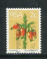 AFRIQUE DU SUD- Y&T N°360- Oblitéré (fleurs) - Afrique Du Sud (1961-...)