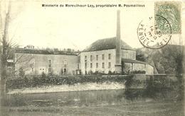 (MAREUIL SUR LAY )( 85 VENDEE )( MINOTERIE ) PRPRIETAIRE M POUMAILLOUX - Mareuil Sur Lay Dissais