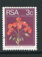 AFRIQUE DU SUD- Y&T N°361- Oblitéré (fleurs) - Afrique Du Sud (1961-...)