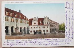 Germany 1902 Dessau - Allemagne
