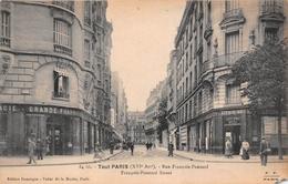 ¤¤   -  TOUT-PARIS   -  Rue François-Ponsard   -  L'Agence AG     -  ¤¤ - Arrondissement: 16