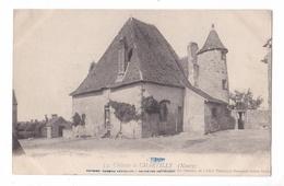 Château De Chartilly, Coulandon, Neuvy, Collection Des Châteaux De L'Allier, Bourgeois Frères N° 31 - France