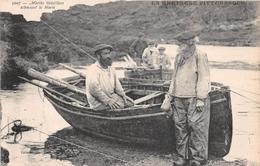 ¤¤   -  ILE-de-GROIX   -  Marins Grésillons Attendant La Marée  -  La Bretagne Pittoresque    -  ¤¤ - Groix