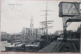 Germany Bremen Freihafen 1908 - Allemagne