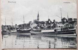 Germany Flensburg Innenhafen 1920 - Allemagne