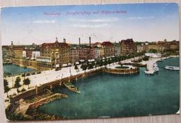 Germany Hamburg 1920 Alterarkaden - Allemagne