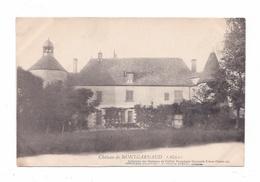 Château De Montgarnaud, Neuvy, Collection Des Châteaux De L'Allier, Bourgeois Frères - France