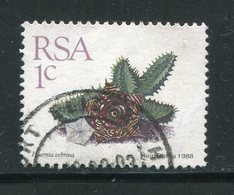 AFRIQUE DU SUD- Y&T N°660- Oblitéré (plantes Grasses) - Afrique Du Sud (1961-...)