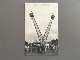 LONDON - Exhibition - Kermis - Kermesse - Flip Flap - London