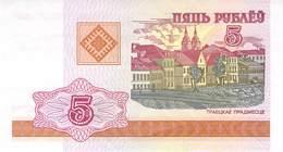 5 Rubel Belaruss 2000 - Belarus