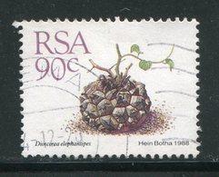 AFRIQUE DU SUD- Y&T N°672- Oblitéré (plantes Grasses) - Afrique Du Sud (1961-...)
