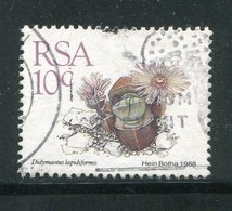 AFRIQUE DU SUD- Y&T N°664- Oblitéré (plantes Grasses) - Afrique Du Sud (1961-...)