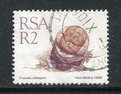 AFRIQUE DU SUD- Y&T N°674- Oblitéré (plantes Grasses) - Afrique Du Sud (1961-...)