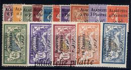 -Alaouites 1/15** - Unused Stamps