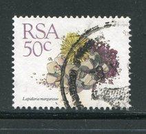 AFRIQUE DU SUD- Y&T N°671- Oblitéré (plantes Grasses) - Afrique Du Sud (1961-...)