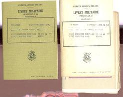Livrets Militaires + Documents - Documents