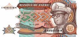 6860-2019    BILLET DE BANQUE ZAÏRE - Zaire