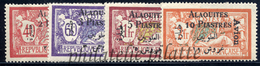 -Alaouites PA 1/4** - Alaouites (1923-1930)