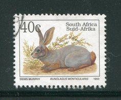 AFRIQUE DU SUD- Y&T N°812- Oblitéré (lapins) - Oblitérés