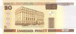 20 Rubel Belaruss 2000 - Belarus