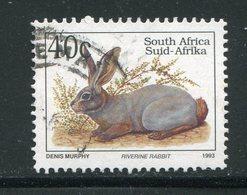 AFRIQUE DU SUD- Y&T N°812A- Oblitéré (lapins) - Oblitérés
