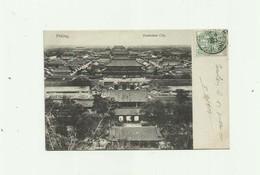 CHINE - PEKIN - Forbidden City Bon état - China