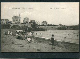 CPA - ST QUAY - L'Isnain, Animé - Saint-Quay-Portrieux