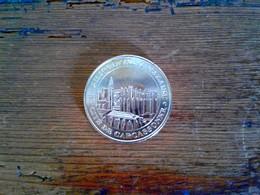 BASILIQUE SAINT NAZAIRE CITE DE CARCASSONNE AUDE MDP 2011 - Monnaie De Paris