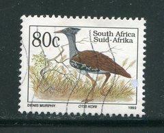 AFRIQUE DU SUD- Y&T N°819- Oblitéré (oiseaux) - Oblitérés