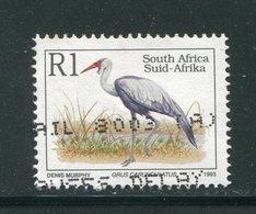 AFRIQUE DU SUD- Y&T N°821- Oblitéré (grues) - Oblitérés