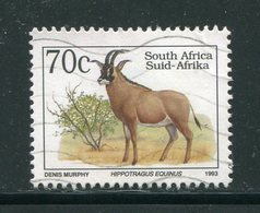 AFRIQUE DU SUD- Y&T N°817- Oblitéré - Oblitérés