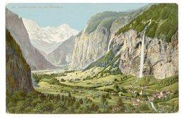 S188 Lauterbrunnen Staubach / Zwitserland - BE Bern