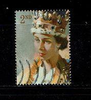 Groot-Brittannie  Gestempeld  NR°  Y.T.   3877 - 1952-.... (Elizabeth II)