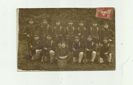 94 - FORT DE BICETRE - CP PHOTO - Groupe  Militaires 23 Eme Colonial  Beau Plan Bon état - France