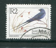AFRIQUE DU SUD- Y&T N°822- Oblitéré (oiseaux) - Oblitérés