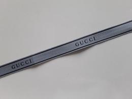 "GUCCI   ""  RUBAN  "" + 28 CM - Perfume Cards"