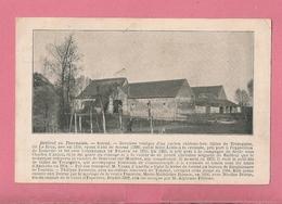 C.P. Bailleul-en-Tournaisis = SOTRUD (  Dernier  Vestige D' Un  Ancien Château-fort )  Gilles  De  TRAZEGNIES - Estaimpuis