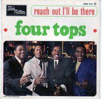 Pochette Sans Disque Des Four Tops - Reach Out I'll Be There - Tamla Motown TMEF 535 - 1966 - - Zubehör & Versandtaschen