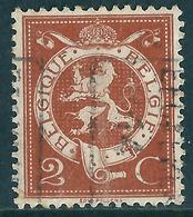 1914 - HV2346B (*) Eeckeren - Roulettes 1910-19