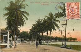 Pays Div -ref T226- Panama - Palm Avenue , Cristobal , Canal Zone - - Panama
