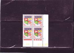 N° 1230A - 0,05F Blason D'ORAN - A De A+B -1° Tirage Du 20..9.60 Au 4.11.60 -27.9.1960 - - Coins Datés