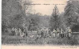 GRIGNON - Un Coin Du Parc - Grignon