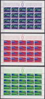 Liechtenstein 07.06.1982 SHEET Mi # 799-801 Soccer, 1982 FIFA World Cup MNH OG - World Cup