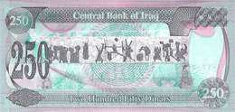 250 Dinars Irak - Iraq