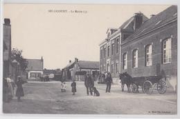 BELLICOURT (Aisne) - La Mairie - Frankreich
