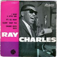 Pochette Sans Disque - Ray Charles - I Want A Little Girl - Atlantic 212034 - 1961 - Accessoires, Pochettes & Cartons